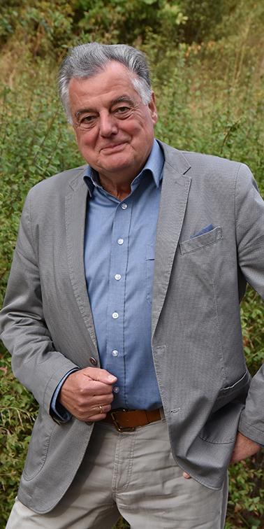 Udo Umbach, ehrenamtlicher Erster Stadtrat